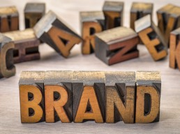 Brand identity, image and positioning