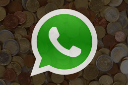 whatsapp ads logo