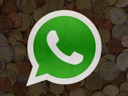 whatsapp ads logo