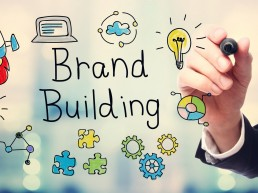 Brand identity building