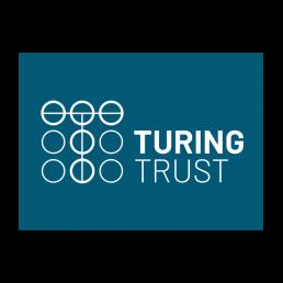 Turing Trust branding - logo