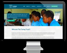 Turing Trust website