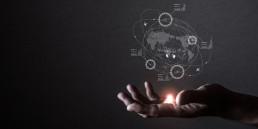 Enterprise tech company marketing