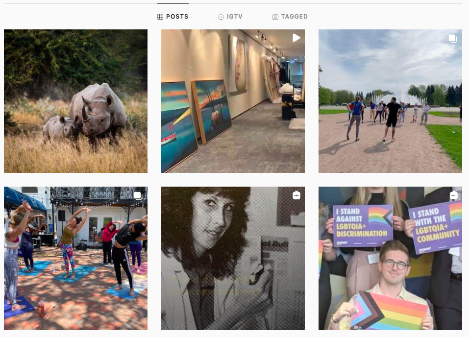 By taking the focus away from the law, DLA Piper's Instagram account subverts expectations about social media for law firms.